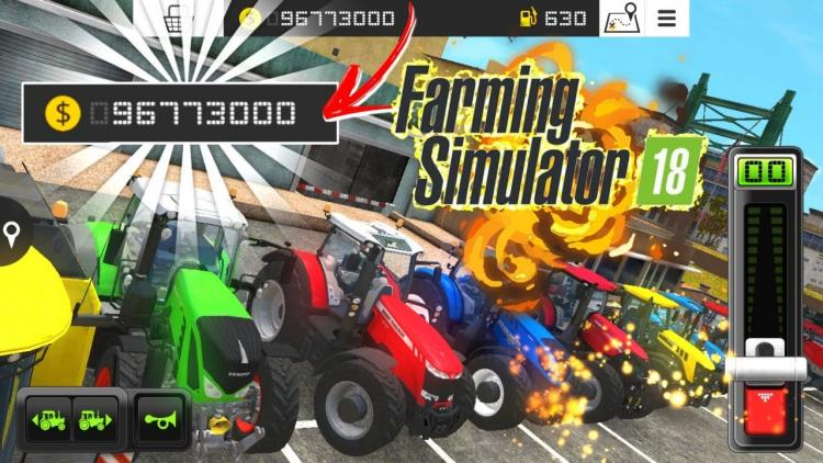 Download Farming Simulator 18 Mod Apk v 1.4.0.1 (Mod Money)