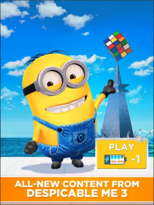 Download Minion Rush Mod Apk