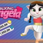 Download My Talking Angela Mod Apk v 3.7.2.51 [Unlimited Coins / Diamonds]