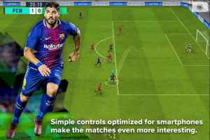Download PES 2018 Mod Apk
