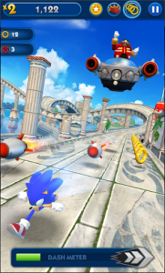 Download Sonic Dash Mod Apk
