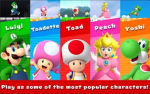 Download Super Mario Run Mod Apk