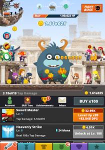 Download Tap Titans 2 Mod Apk
