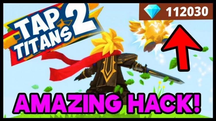 Download Tap Titans 2 Mod Apk v 2.9.4 [Unlimited Money]✅