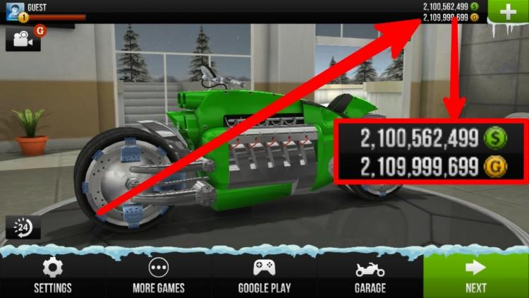 Download Traffic Rider Mod Apk v 1.4 [Unlimited Money]
