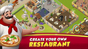 Download World Chef Mod Apk