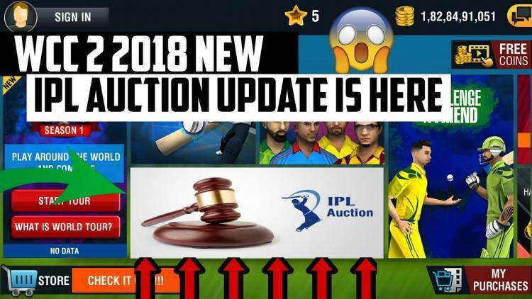 Download World Cricket Championship 2 Mod Apk v 2.7.8 [Unlimited Money]