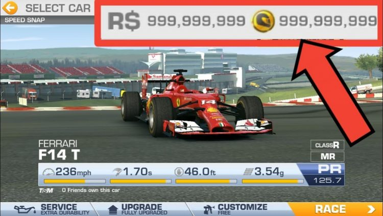 Download Real Racing 3 Mod Apk v 6.4.0 (free purchases)
