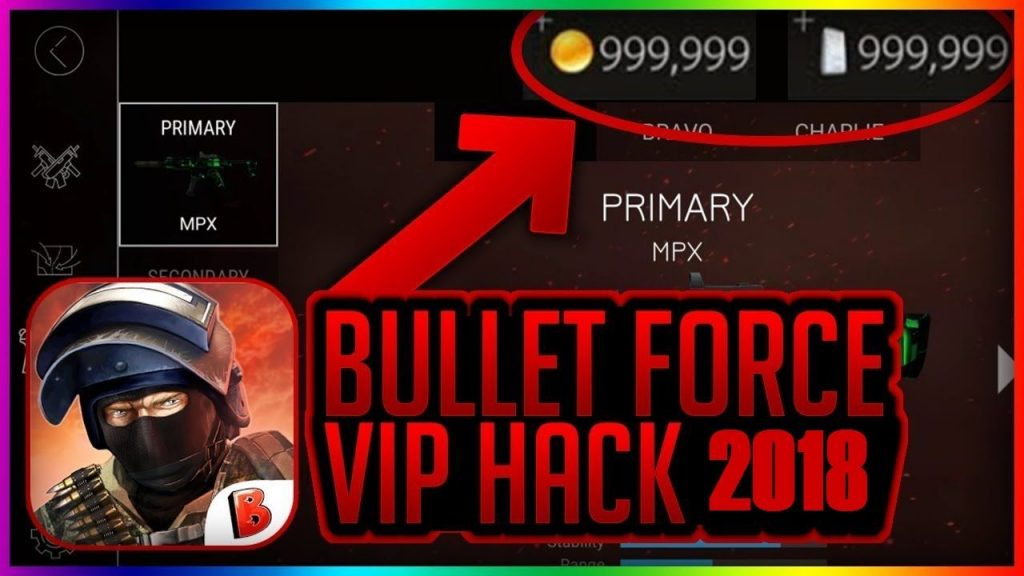 Download Bullet Force Mod Apk v 1.42 [Unlimited money]