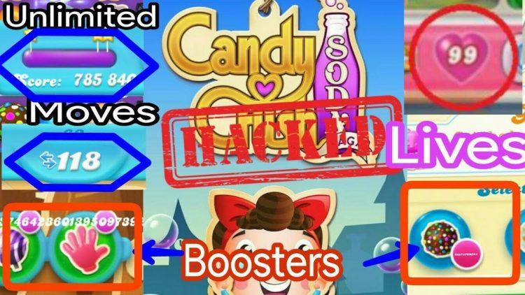 Download Candy Crush Saga Mod Apk v 1.129.0.2 [Unlimited Lives]