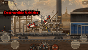 Download Earn to Die 2 Mod Apk