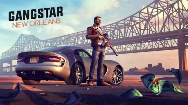 Download Gangstar New Orleans Mod Apk v 1.5.3e [Unlimited Ammo]