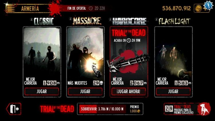 Download Into the Dead Mod Apk v 2.5.3 [unlimited money]