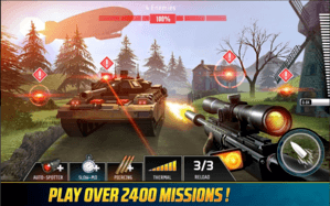 Download Kill Shot Bravo Mod Apk