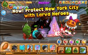 Download Larva Heroes Mod Apk