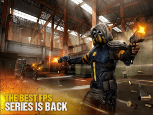 Download Modern Combat 5 Mod Apk