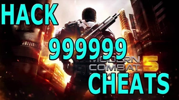 Download Modern Combat 5 Mod Apk v 3.2.1c [Unlimited Gold / Money]