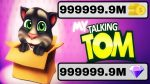Download My Talking Tom Mod Apk v 4.8.0.132 [Unlimited Diamond / Coins]✅
