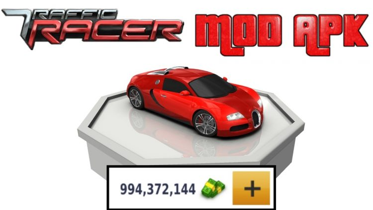 Download Traffic Racer Mod Apk v 2.5 [Unlimited Money]