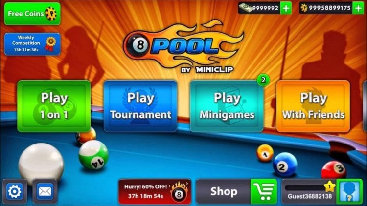 Download 8 Ball Pool Mod Apk v 4.0.2 [Unlimited Money / Coins]