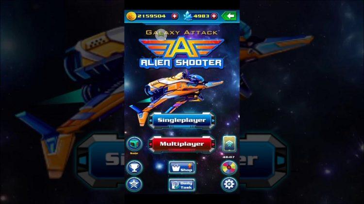 Download Alien Shooter Mod Apk v 5.76 [Unlimited Ammo]
