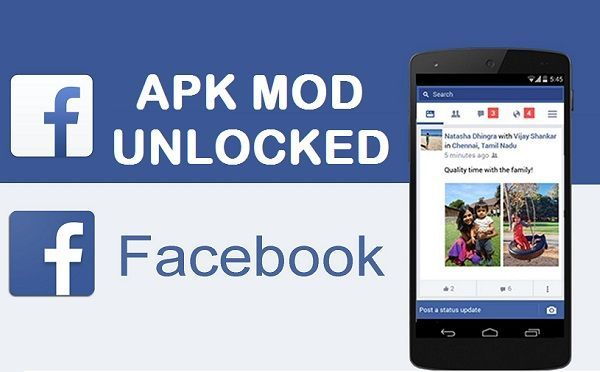 Download Facebook Mod Apk v 124.0.0.0.52 [Unlimited Chats]