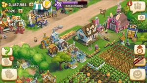 Download FarmVille 2 Mod Apk