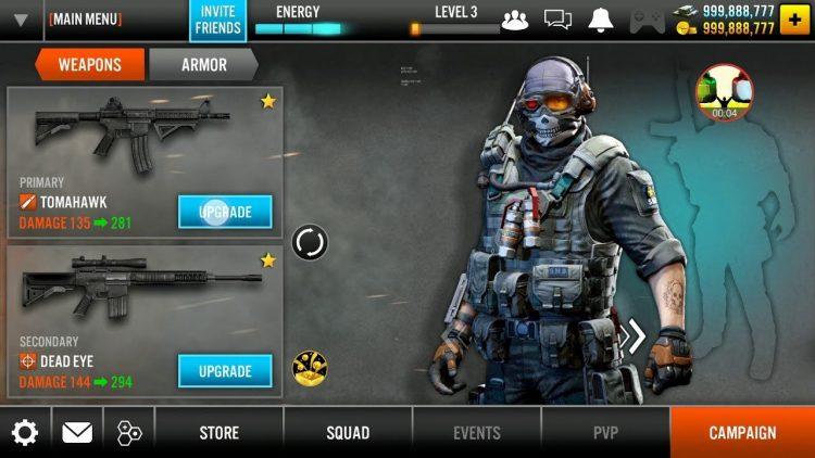 Download Frontline Commando Mod Apk v 3.2.0 [Free Purchases]