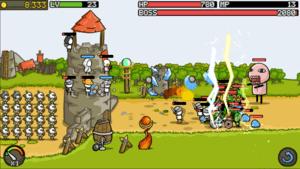 Download Grow Castle Mod Apk