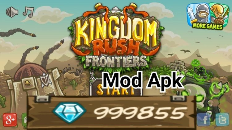 Download Kingdom Rush Mod Apk v 3.0.33 [Free Purchases]