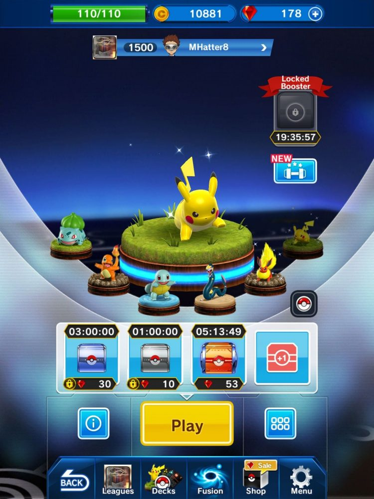 Download Pokémon Masters 1.7.1 Android APK