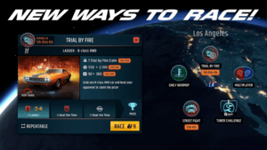 Download Racing Rivals Mod Apk