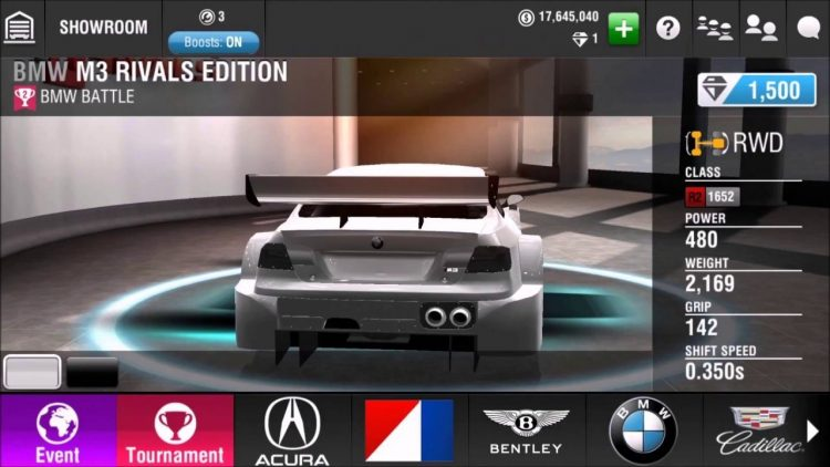 Download Racing Rivals Mod Apk v 7.0.2 [Unlimited Nitro]