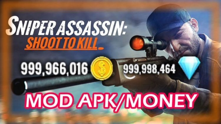 Download Sniper 3D Assassin Mod Apk v 2.16.8 [Unlimited Gems]