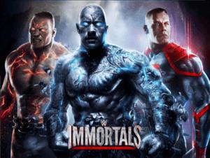 Download WWE Immortals Mod Apk