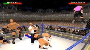 Download Wrestling Revolution 3D Mod Apk