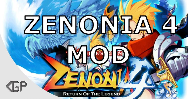 Download Zenonia 4 Mod Apk v 1.2.2 [Unlimited Gold]