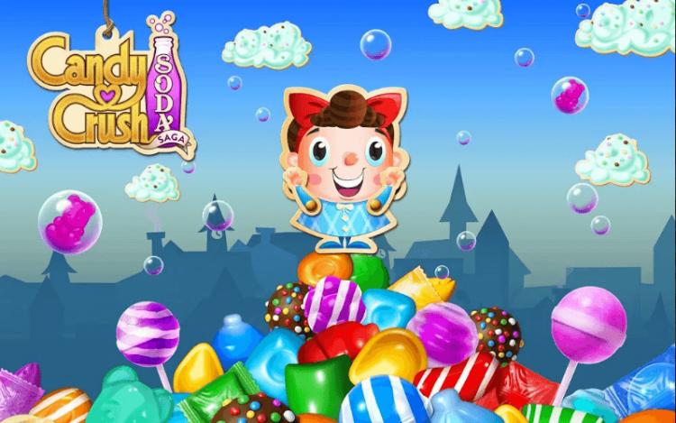 Get Candy Crush Soda Saga Mod Apk v 1.121.2 [Unlock All Levels]