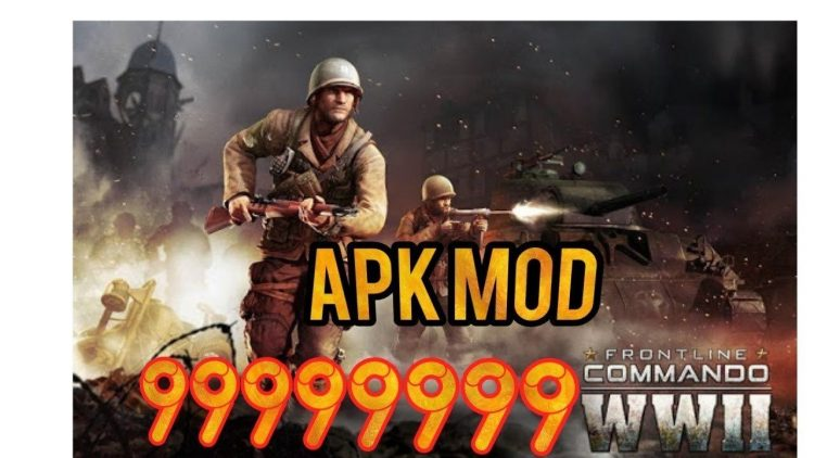 Get Frontline Commando WW2 Mod Apk v 1.1.0 [Unlimited Money]