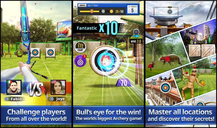 Download Archery King Mod Apk v 1.0.19 [Unlimited Money / Coins]