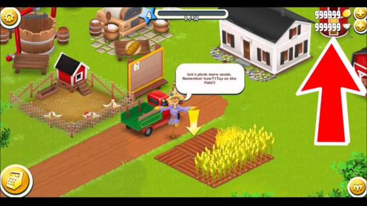 Download Hay Day Mod Apk v 1.39.93 [Unlimited Coins / Gems]