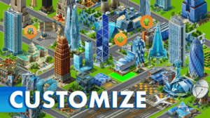 Download Airport City Mod Apk