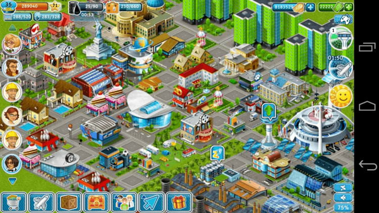Download Airport City Mod Apk v 6.14.6 [Unlimited Money]